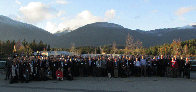 LCWS15 group photo